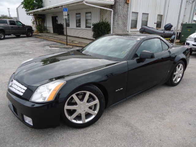 2007 cadillac xlr sportster hall truck sales. Black Bedroom Furniture Sets. Home Design Ideas