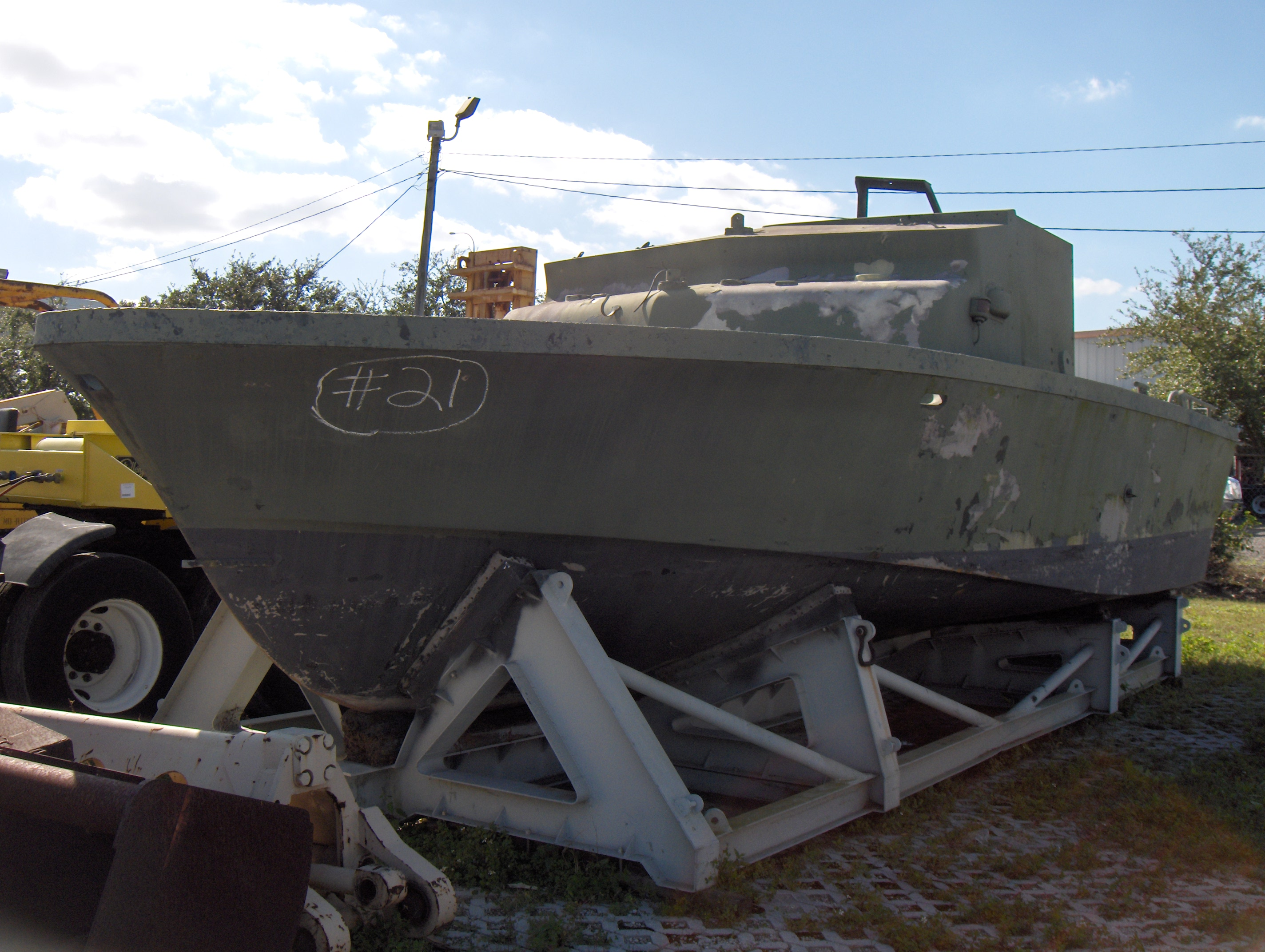 PBR Boat for Sale
